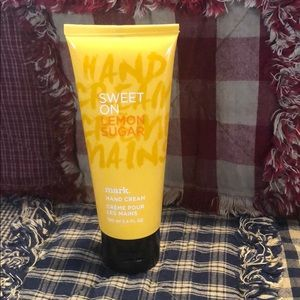 Mark Sweet on Lemon Sugar Hand Cream